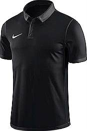 Nike Academy 18 Polo shirt Black