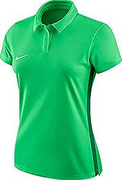 Nike Academy 18 Womens polo shirt Green