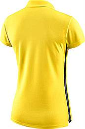 Nike Academy 18 Womens polo shirt Rear
