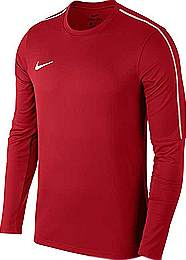 Nike Park 18 Drill top Red
