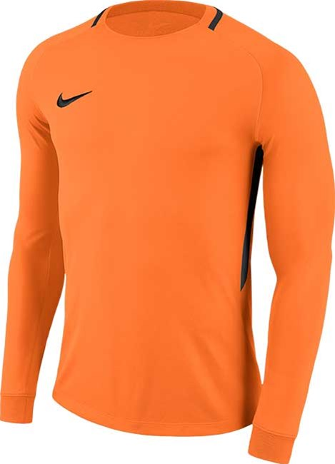 Nike Park III Goalkeepers jersey orange 22398d329