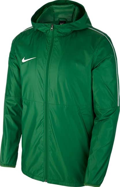 6293f5d7dc48 Nike Park 18 Rain jacket Green