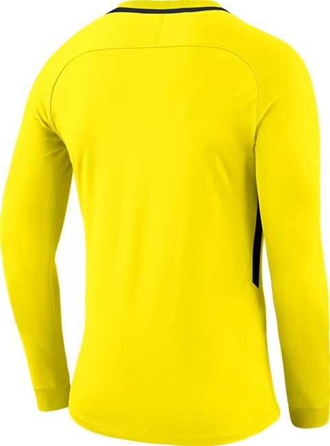 95286729e Opti Yellow Black . Nike Park III Goalkeepers jersey Rear