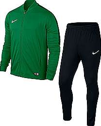 Nike Academy 16 Knit tracksuit green