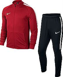Nike Squad 17 Knit Suit Red