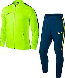 Nike Squad 17 Knit Suit Yellow