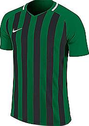 Nike Striped Divsion SS jersey green-black