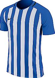 Nike Striped Divsion SS jersey royal-white