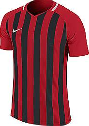 Nike Striped Divsion SS jersey red-black