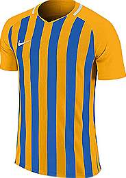 Nike Striped Divsion SS jersey yellow-royal