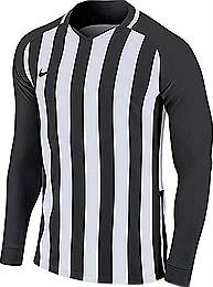 Nike Stripe Divsion III jersey black-white