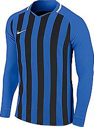 Nike Stripe Divsion III jersey Royal-Black
