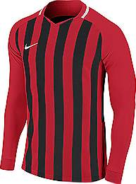 Nike Stripe Divsion III jersey Uni Red-Black