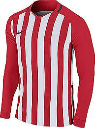 Nike Stripe Divsion III jersey red-white