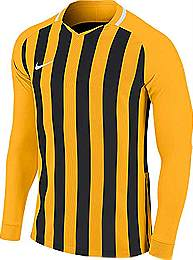 Nike Stripe Divsion III jersey yellow-black