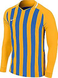 Nike Striped jersey yellow-sky