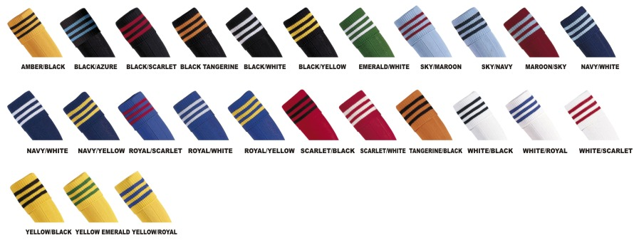 Prostar Mercury 3 stripe football socks