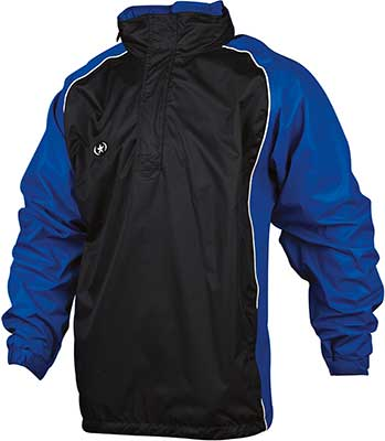 Prostar Cyclone rain jacket royal-black