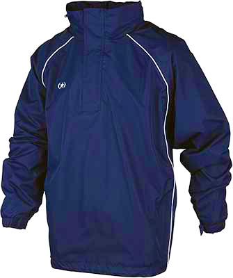 Prostar Cyclone rain jacket navy-white