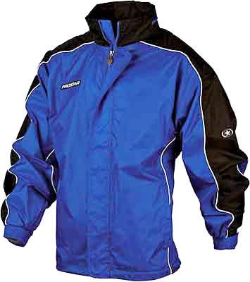 Prostar hurricane rain jacket royal-black