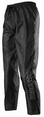 macron derry rain pants black