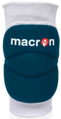 macron wall knee pads navy