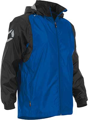 Stanno Centro Rain jacket royal/black