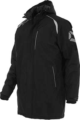 Stanno Centro Coach jacket black