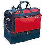 Macron Topeka holdall navy-red