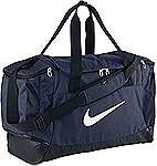 Nike Club Team Swoosh duffel bag navy