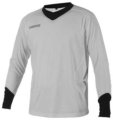 stanno Genova goalkeepers shirt silver