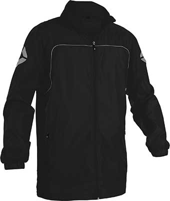stanno corporate all weather rain jacket black