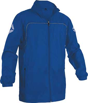 stanno corporate all weather rain jacket royal
