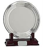 Inverurie Heavy Nickel Plated Salver Series