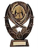 Maverick Classic Martial Arts Bronze Antique Award