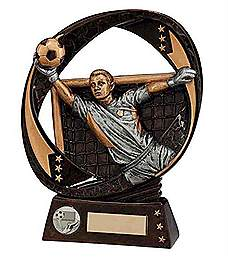 Typhoon Goalkeepers trophy