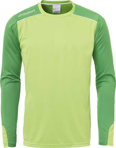 3ec6703f6f9 Tower Goalkeepers shirt Green white