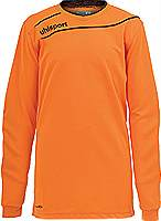 Uhlport Stream 3.0 Goalkeepers jersey Orange/Black