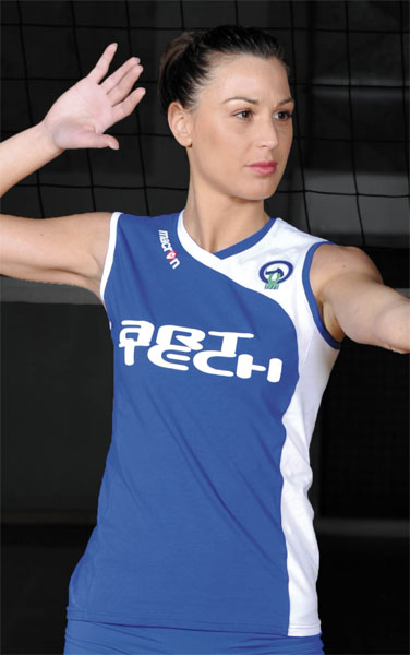 macron ayuhara volleyball shirt