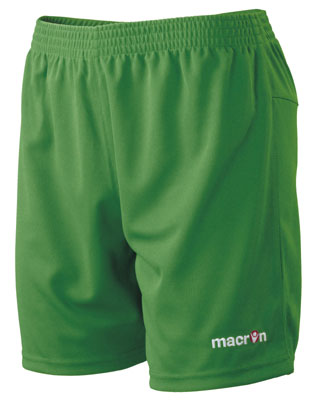 macron bolero volleyball shorts click on image to enlarge green