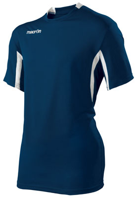 Macron neon volleyball shirt click on image to enlarge navy