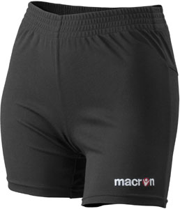 macron Alba shorts click on image to enlarge black