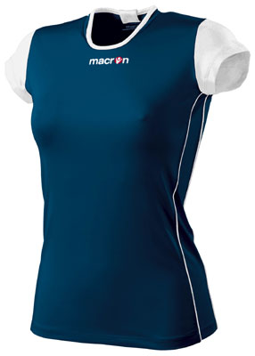 Macron saba volleyball shirt click on image to enlarge navy