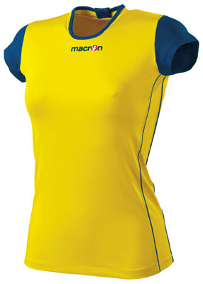 Macron saba volleyball shirt click on image to enlarge yellow