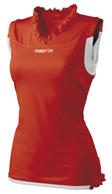 macron xenon volleyball shirt click on image to enlarge red