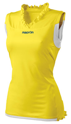 macron xenon volleyball shirt click on image to enlarge yellow