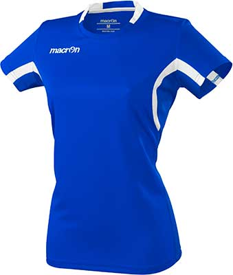 Macron Alkaline volleyball shirt royal