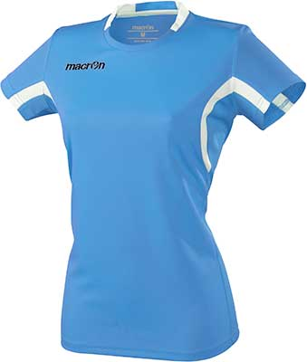 Macron Alkaline volleyball shirt sky