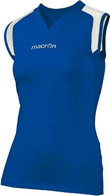 Macron Tungsten volleyball kit royal
