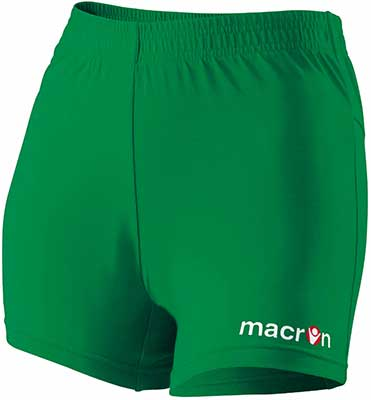macron Marina shorts green